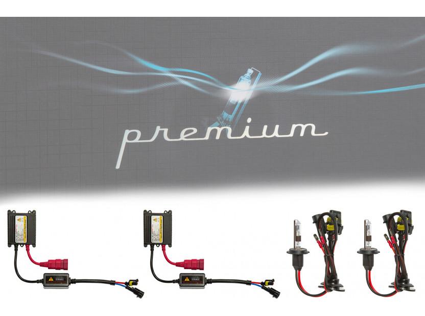 Ксенон система PREMIUM  H7R 4300K 12V/35W 4