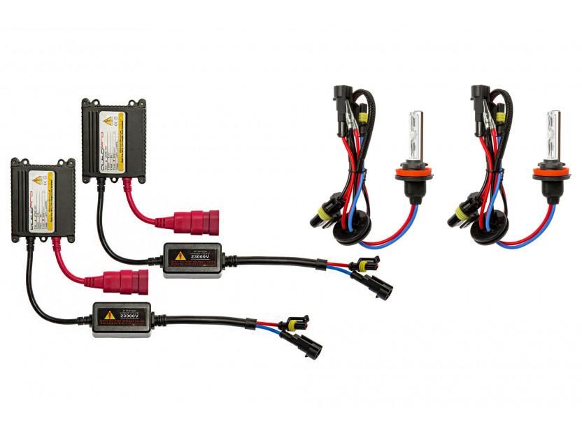 Ксенон система PREMIUM  H9 10000K 12V/35W 2