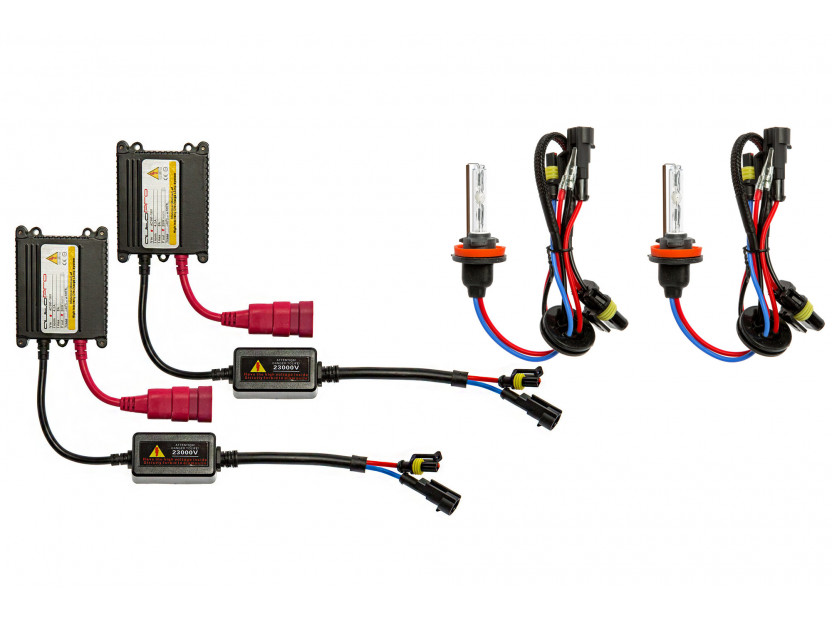 Ксенон система PREMIUM  H8 6000K 12V/35W 2