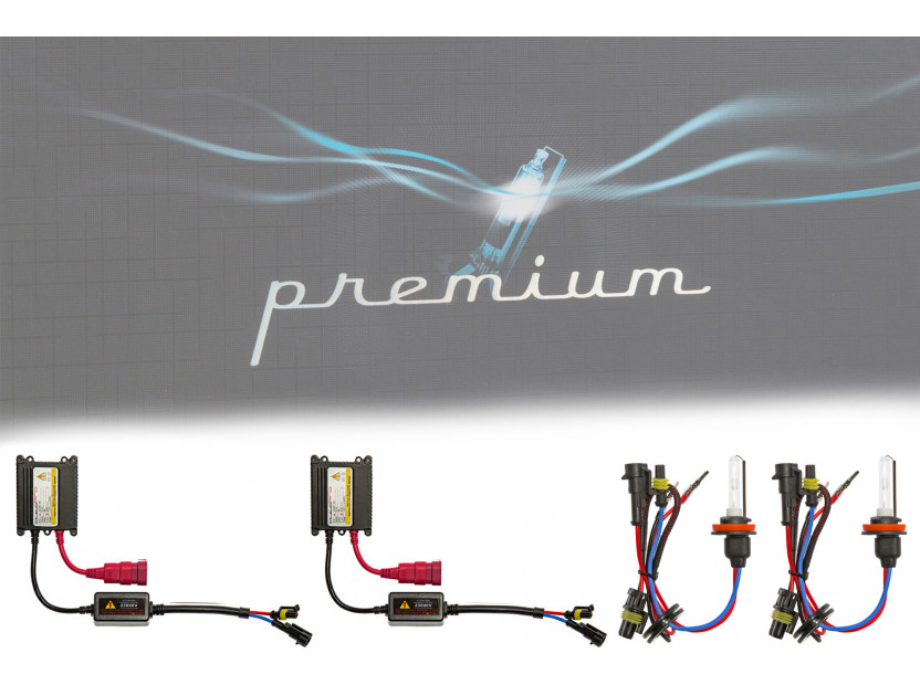 Ксенон система PREMIUM  H11 10000K 12V/35W 4