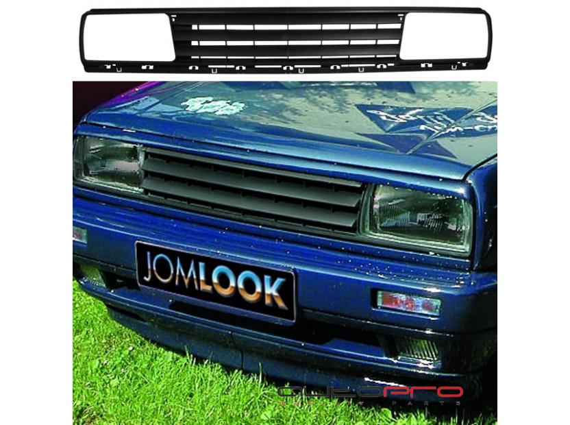 Черна решетка без емблема за VW Jetta I 1984-1991 5