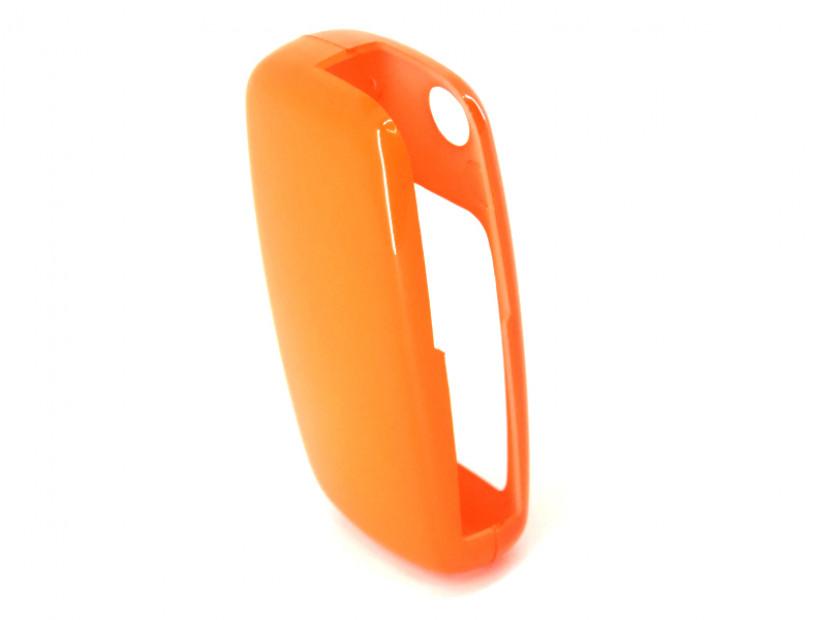 Оранжев пластмасов калъф за ключ за Volkswagen 8