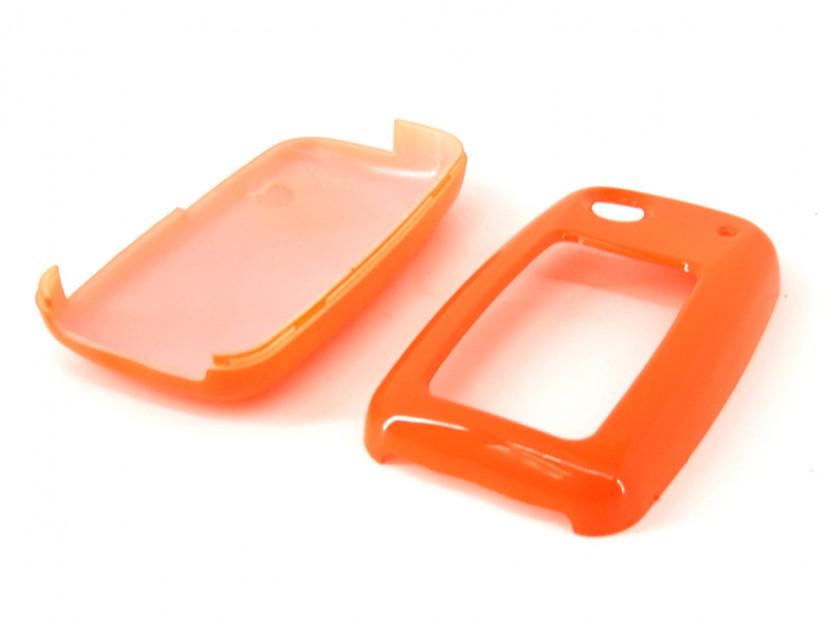 Оранжев пластмасов калъф за ключ за Volkswagen 5