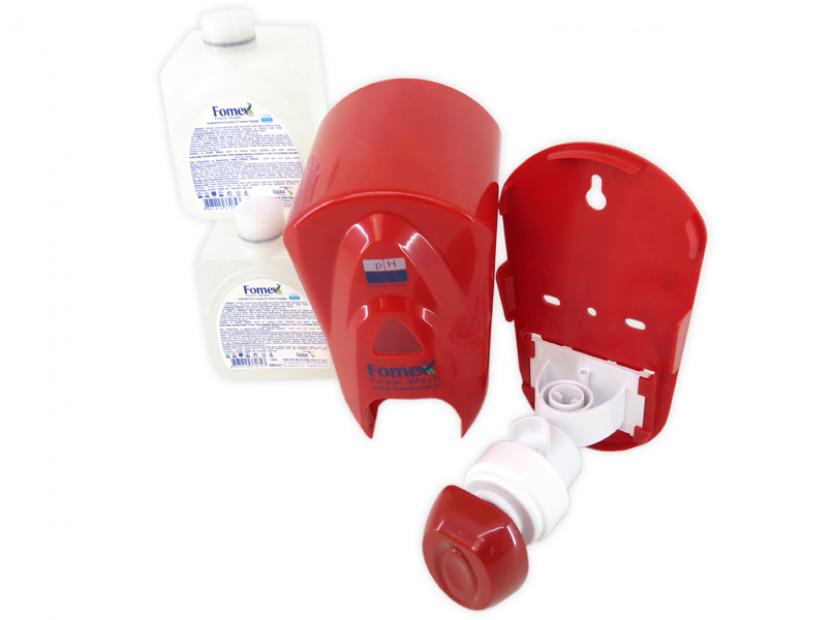 Диспенсър за течен сапун на пяна Fomex 5