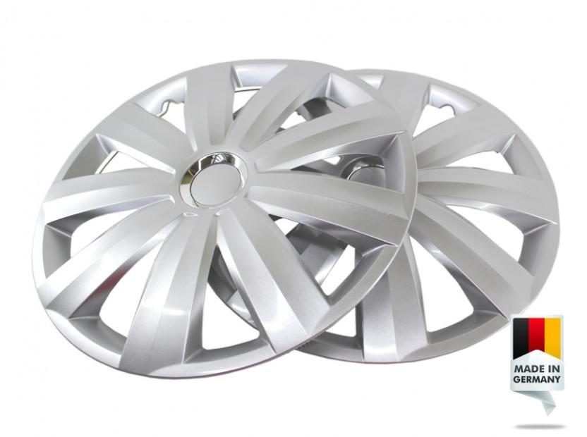 """Декоративни тасове PETEX 15"""" Venture pro silver, 4 броя 6"""