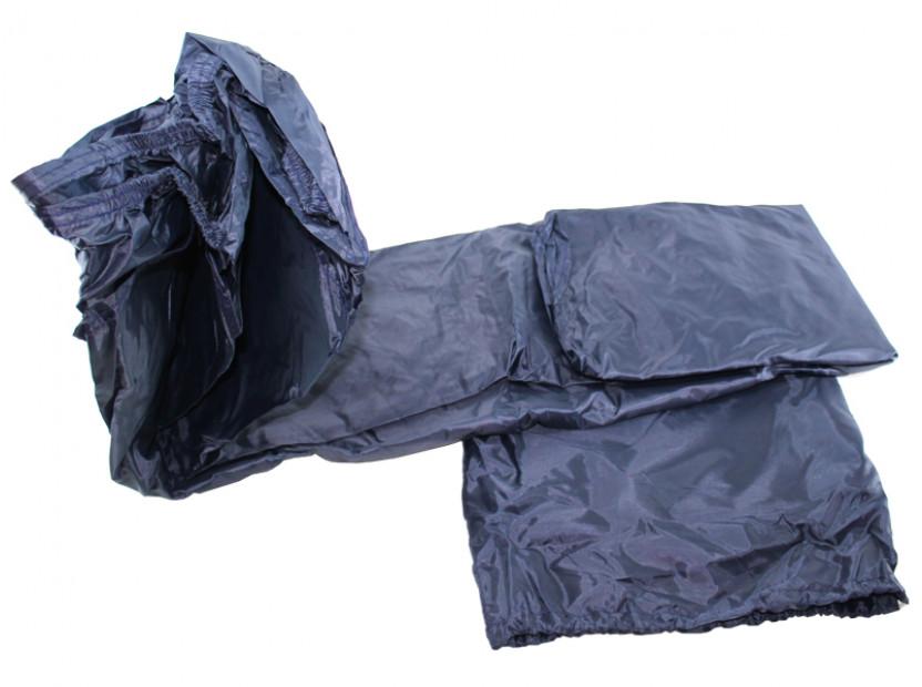 "Покривало за автомобил размер ""M"" - Синьо (432 x 165 x 119 cm.) 3"