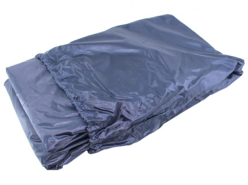 "Покривало за автомобил размер ""XXL"" - Синьо (571 x 203 x 119 cm.) 2"