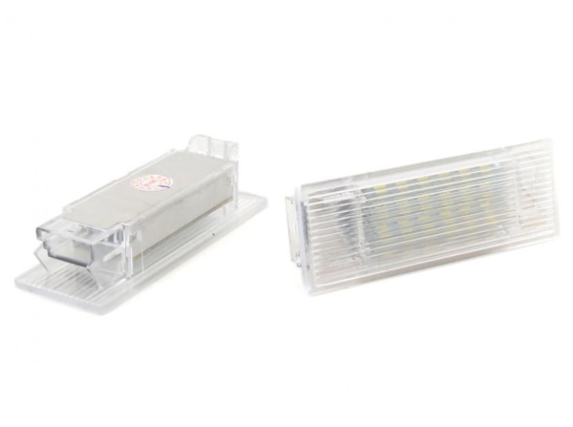 Комплект LED плафони за BMW F20,F21,F30,F31,F34,F32,F10,F11,F01,F02,F03,F15,E84,I01 3