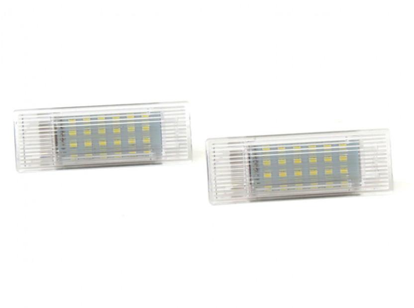Комплект LED плафони за BMW F20,F21,F30,F31,F34,F32,F10,F11,F01,F02,F03,F15,E84,I01