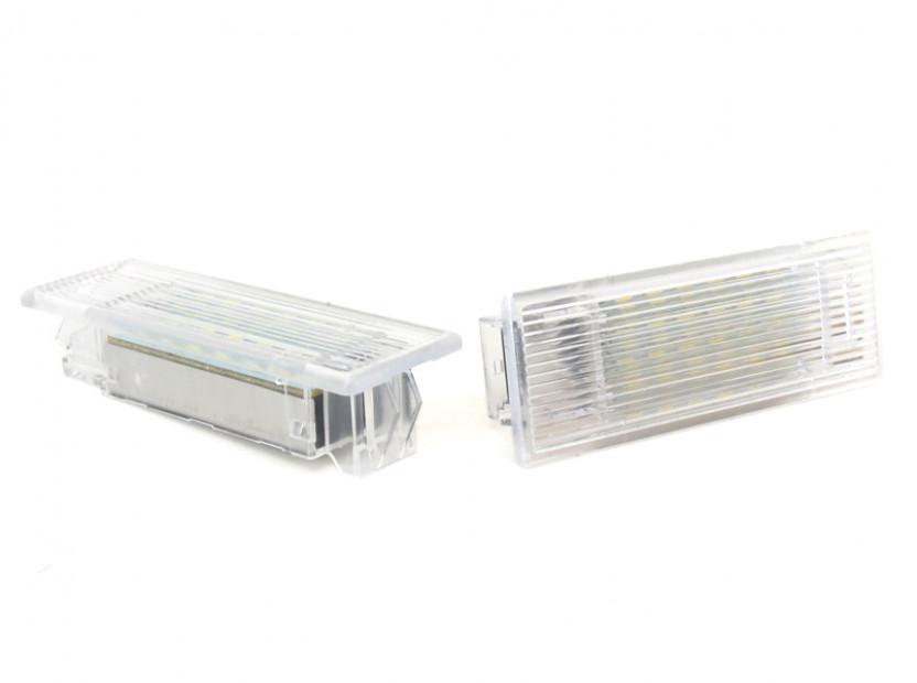 Комплект LED плафони за BMW F20,F21,F30,F31,F34,F32,F10,F11,F01,F02,F03,F15,E84,I01 4