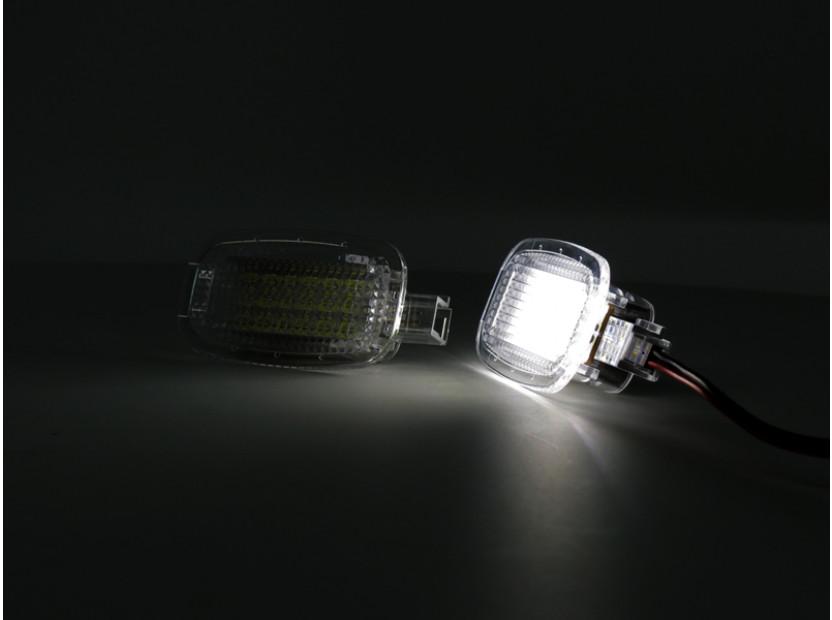 Комплект LED плафон за осветление под вратите за Mercedes W164,W169,W204,W212,W221,W245,W463,X164,C197,X204,C216,R230,W251,W639, ляв и десен 5