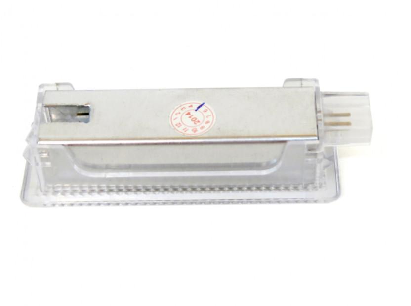LED плафон за жабка за BMW E70,E71,E85,E86,F10,F11,E65,E66,E67,E68,F01,F02 3