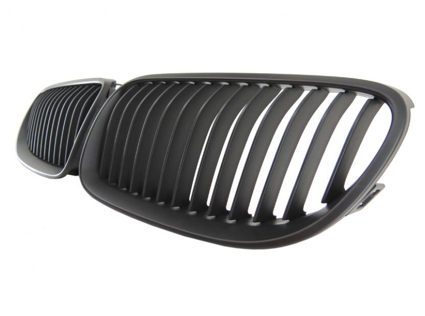 Бъбреци черен мат за BMW серия 3 E92 купе, E93 кабрио 2010-2013 5