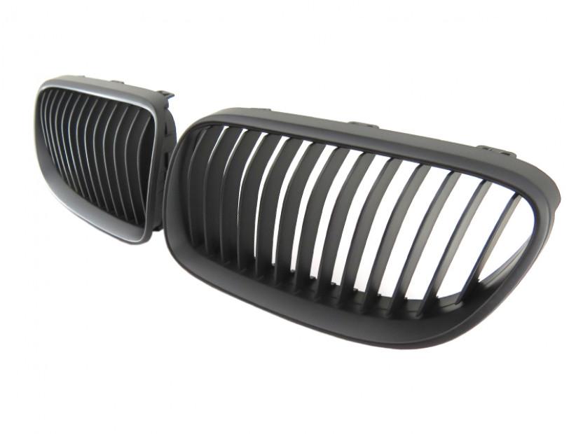 Бъбреци черен мат за BMW серия 3 E92 купе, E93 кабрио 2010-2013 2