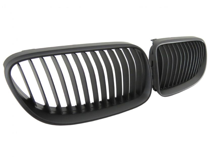 Бъбреци черен мат за BMW серия 3 E92 купе, E93 кабрио 2010-2013 6