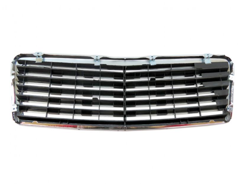 Хром/черна решетка за Mercedes C класа W202 1993-2000 2