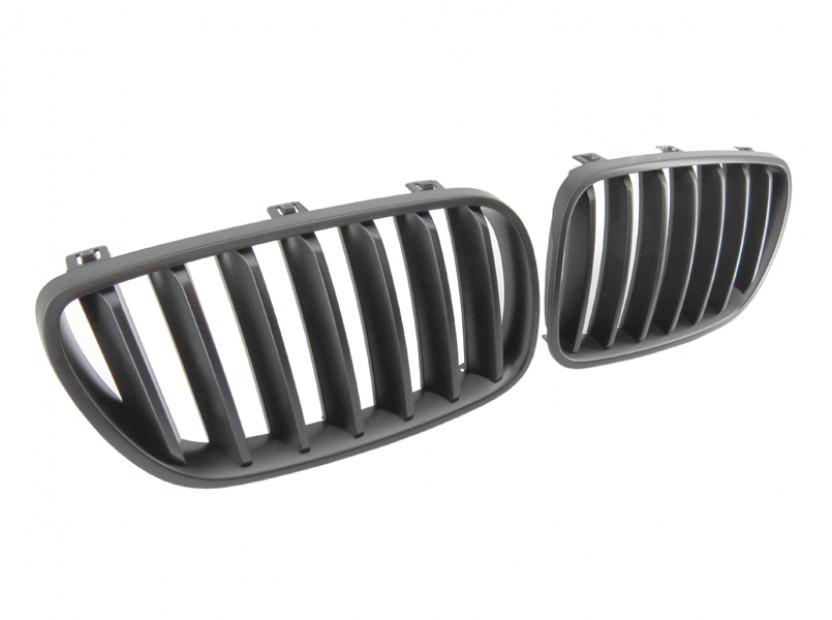 Бъбреци черен мат за BMW X3 E83 2007-2010 3