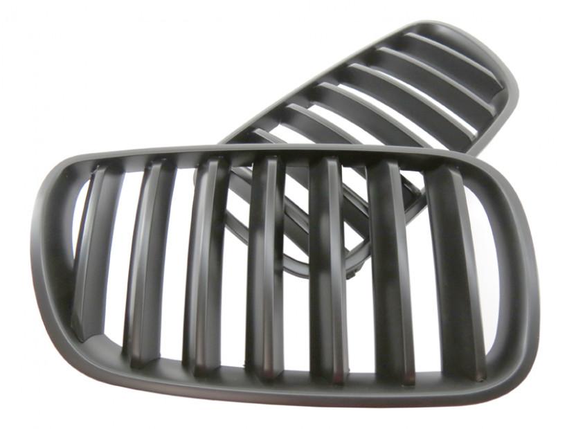 Бъбреци черен мат за BMW X3 E83 2007-2010 4