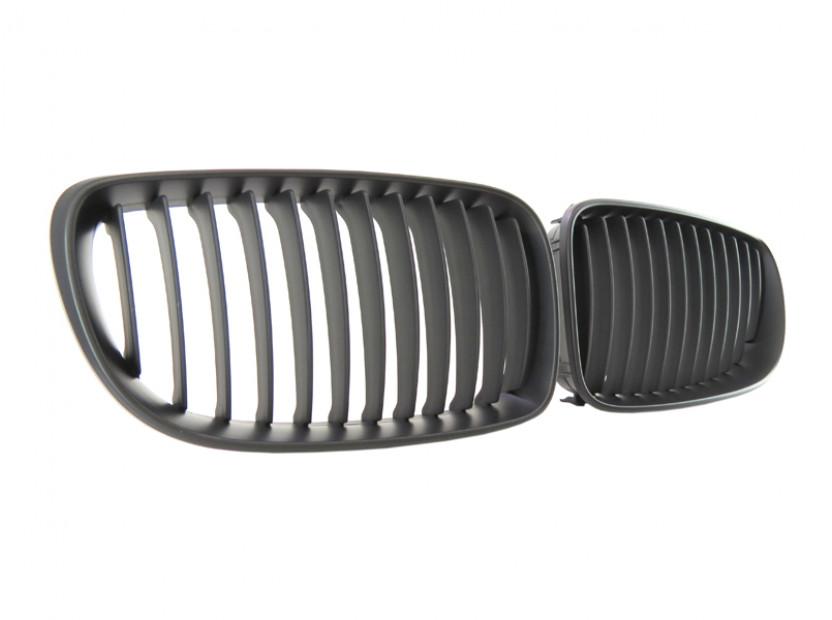 Бъбреци черен мат за BMW серия 1 E81/E82/E87/E88 2007-2011 3