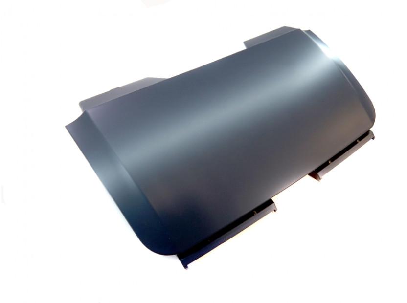 Капачка за теглич за дифузьор тип M technik за задна M technik броня за BMW серия 5 E60 2003-2010 2