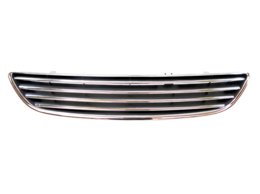 Хром/черна решетка без емблема за Opel Zafira 1999-2005 3