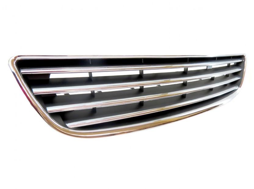 Хром/черна решетка без емблема за Opel Zafira 1999-2005 2