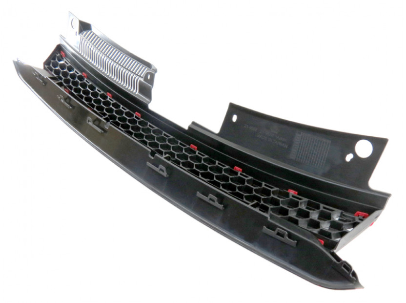 Черна решетка без емблема тип GTI за VW Golf VI 2008-2012 3
