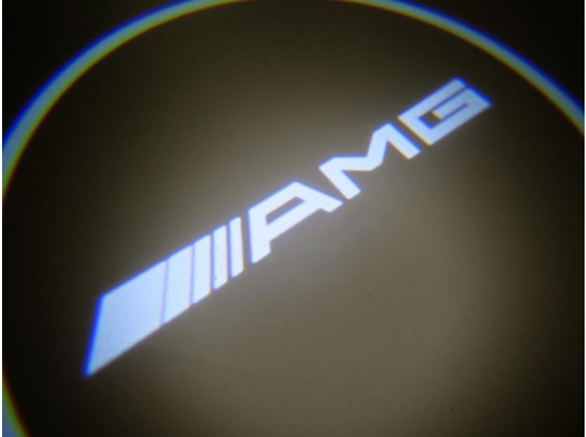 Лого проектoр AMG 15