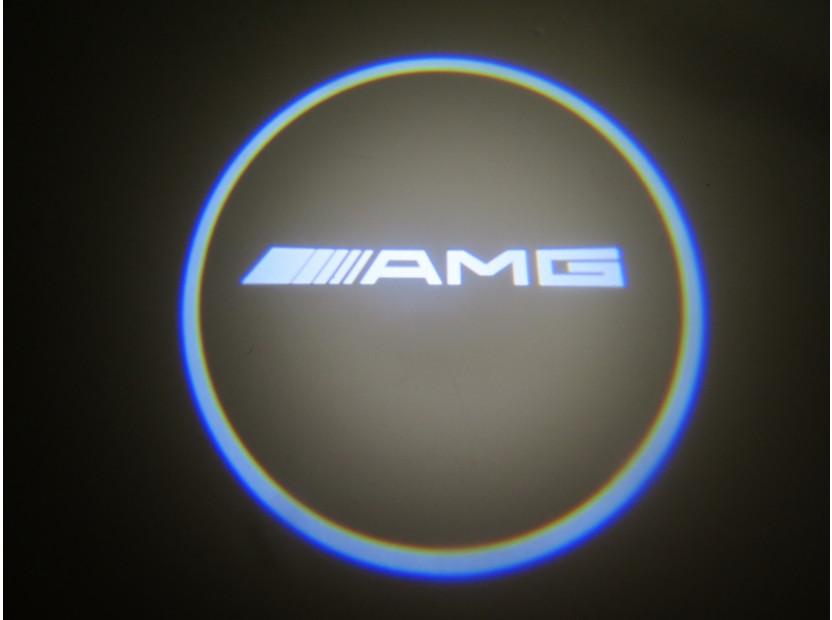 Лого проектoр AMG 13