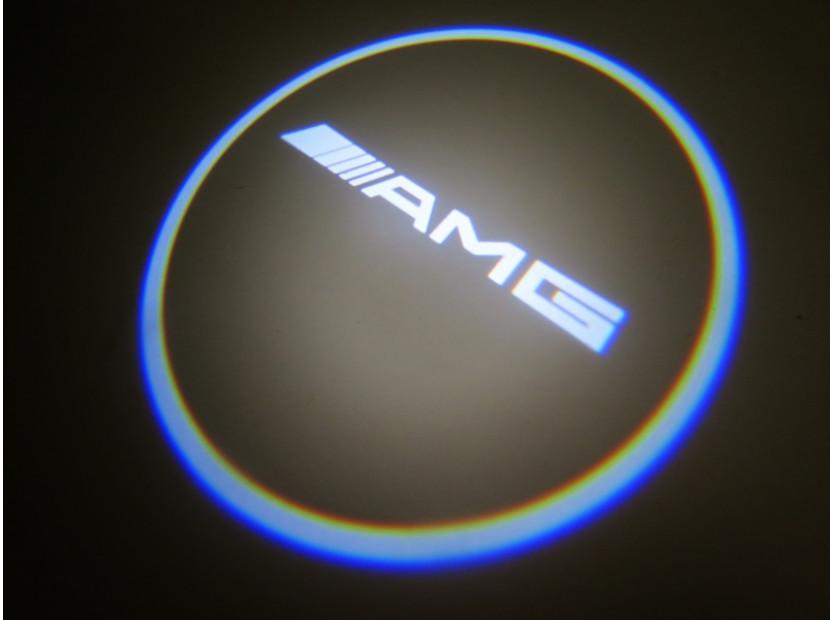 Лого проектoр AMG 14