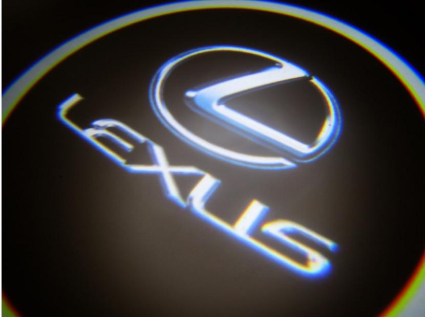 Лого проектoр за Lexus 12
