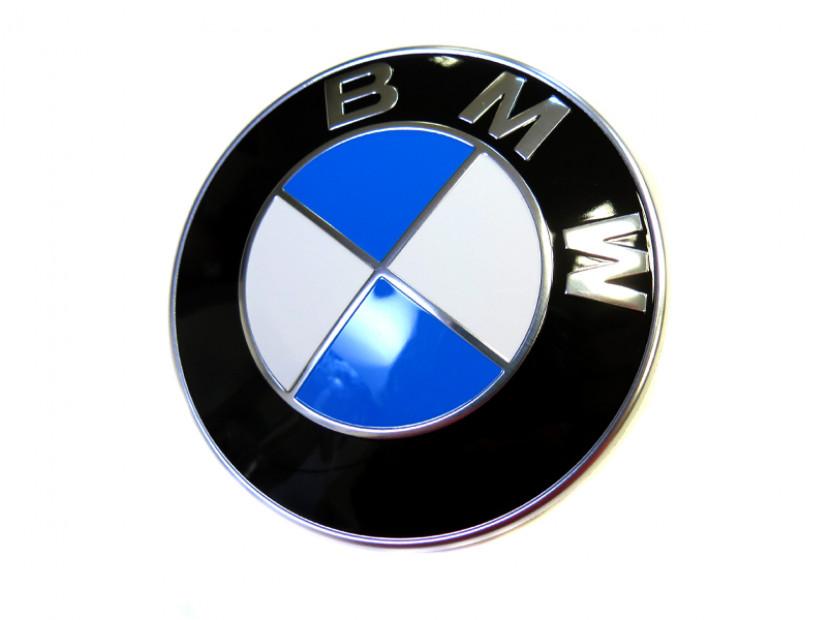 Емблема BMW за преден капак за BMW серия 1 / серия 3 / серия 4 / серия 5 / серия 6 / серия 7 / серия Х 3