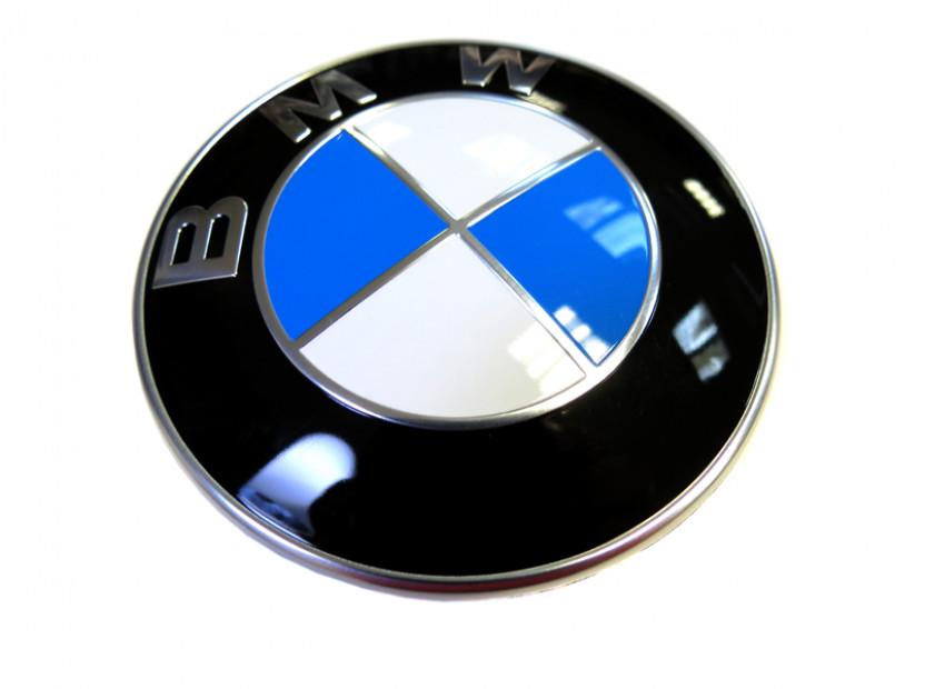 Емблема BMW за преден капак за BMW серия 1 / серия 3 / серия 4 / серия 5 / серия 6 / серия 7 / серия Х 2