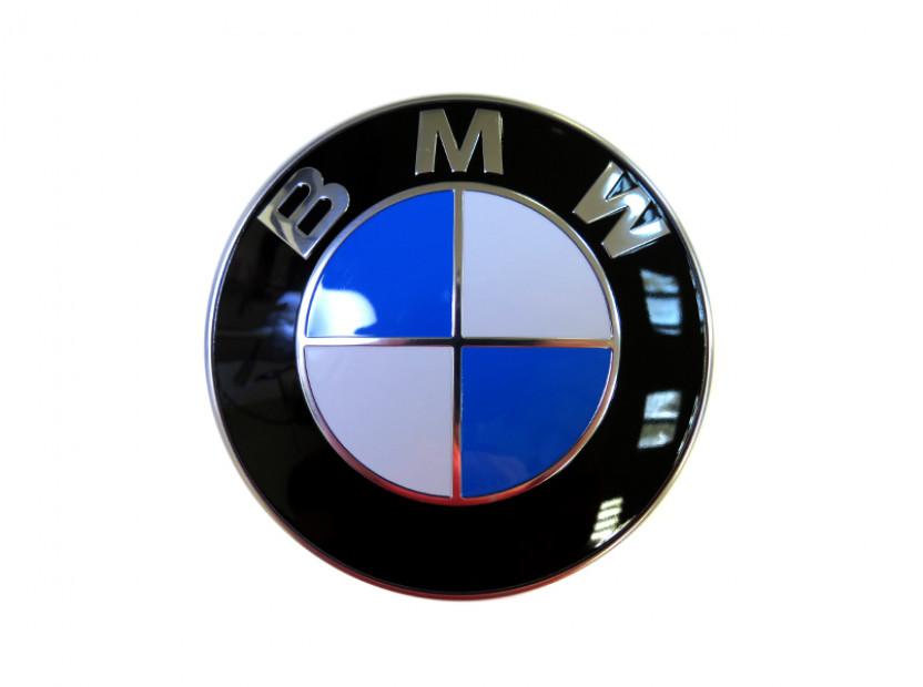 Емблема BMW за преден капак за BMW серия 1 / серия 3 / серия 4 / серия 5 / серия 6 / серия 7 / серия Х