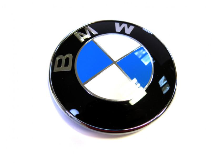 Оригинална емблема BMW за заден капак за BMW Е31/ Е53/ Е65/ Е66/ Е67/ Z3 2