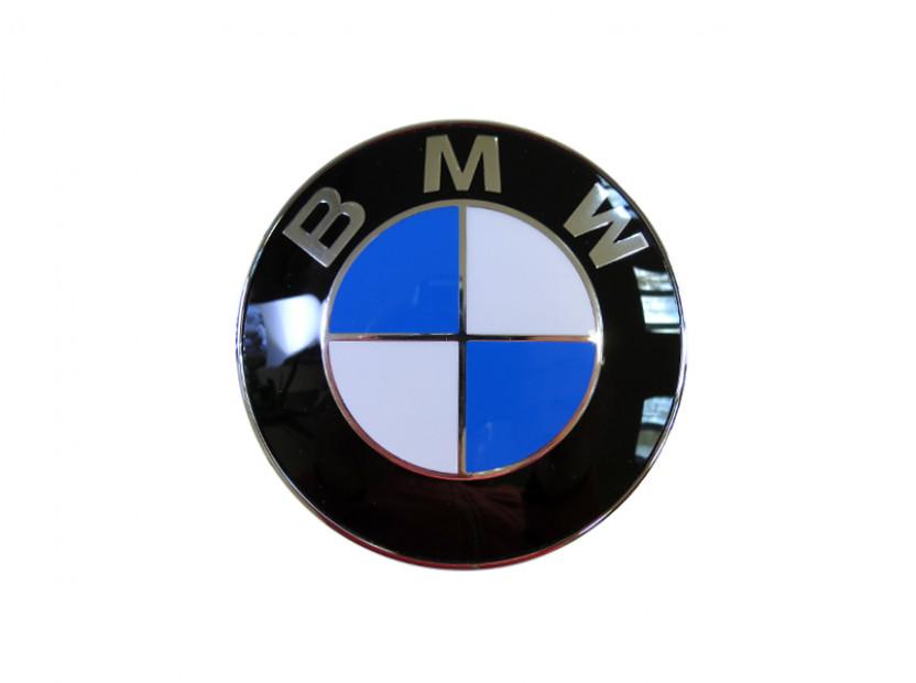 Оригинална емблема BMW за заден капак за BMW Е31/ Е53/ Е65/ Е66/ Е67/ Z3