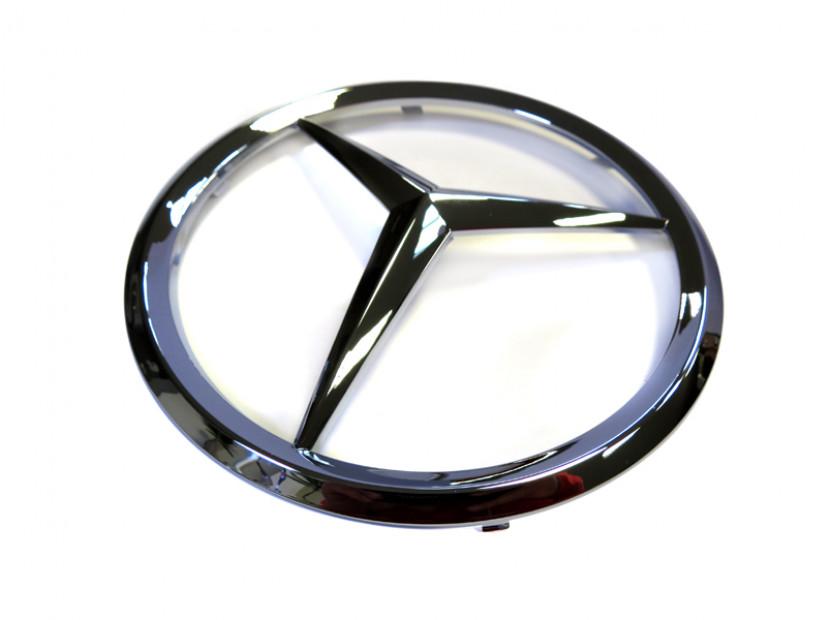 Емблема за предна решетка за Mercedes 158 мм 2