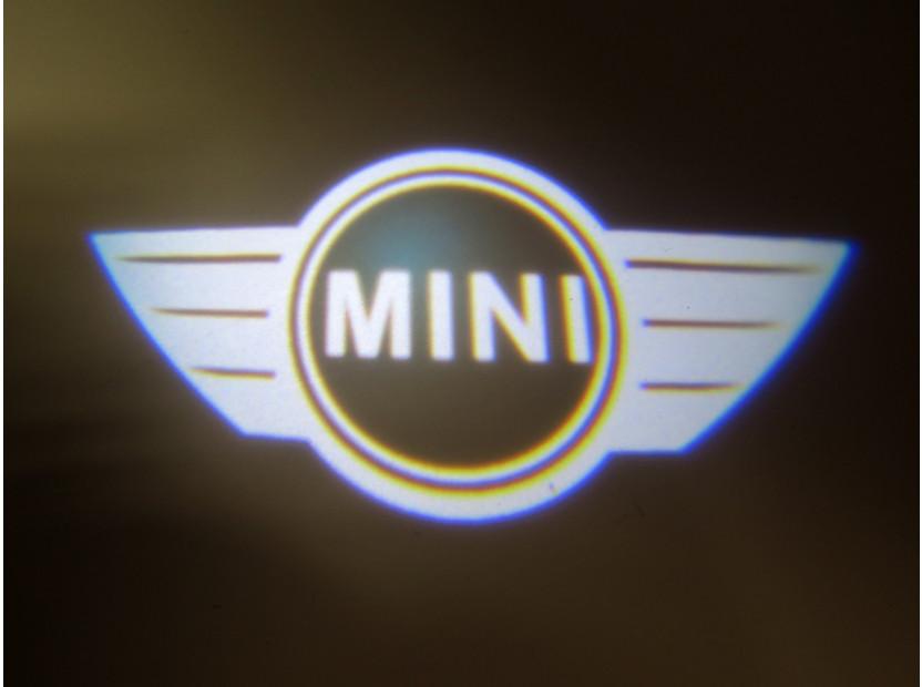 Лого проектoр  за директно вграждане за MINI COOPER R50/R52/R53/R55/R56/R57 2