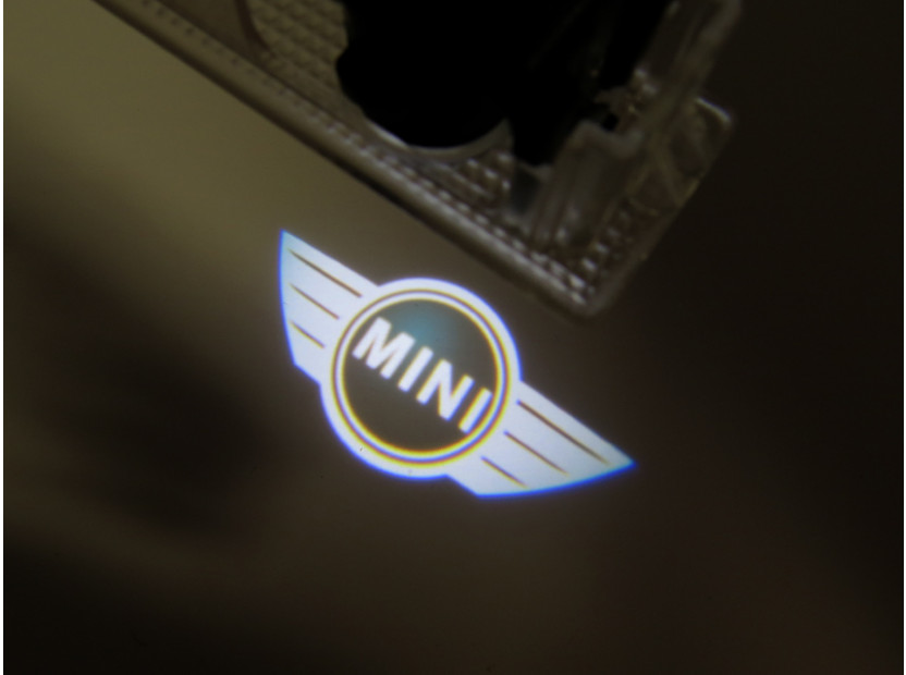 Лого проектoр  за директно вграждане за MINI COOPER R50/R52/R53/R55/R56/R57 7