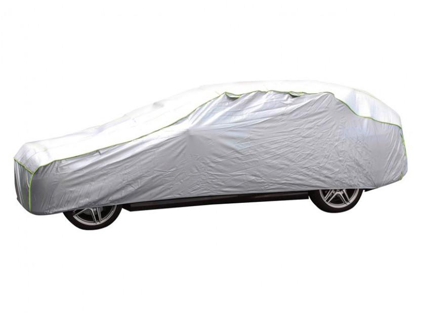 Покривало за автомобил против градушка XXL размер Сиво (571 x 203 x 119 cm)