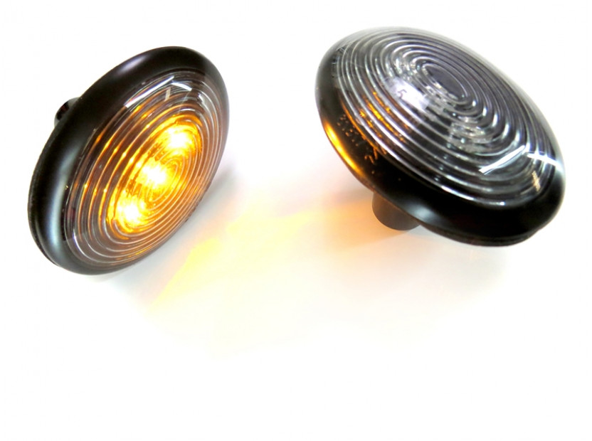 Тунинг LED мигачи за MINI COOPER R56  2006 => 6