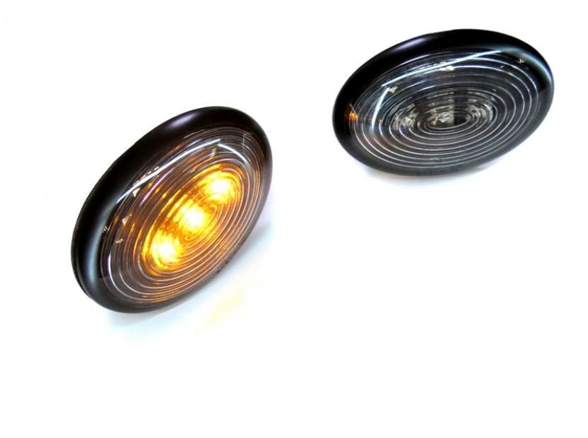 Тунинг LED мигачи за MINI COOPER R56  2006 => 5
