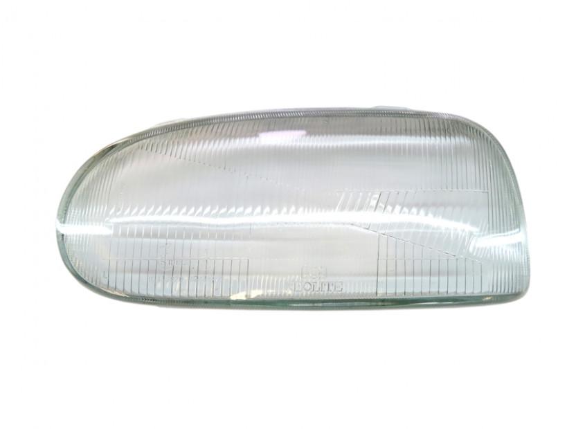 Ляво стъкло за фар за Volkswagen Golf 3 1991-1999 с едносекционен фар (H4 крушка)