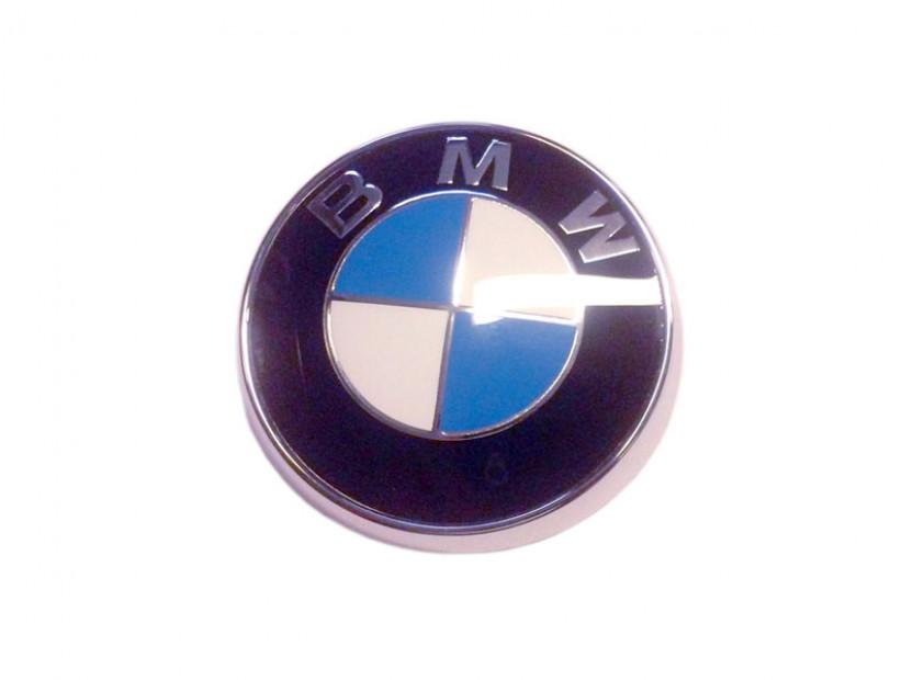 Емблема BMW за багажник за BMW серия 3 E46 КОМБИ / Оригинална