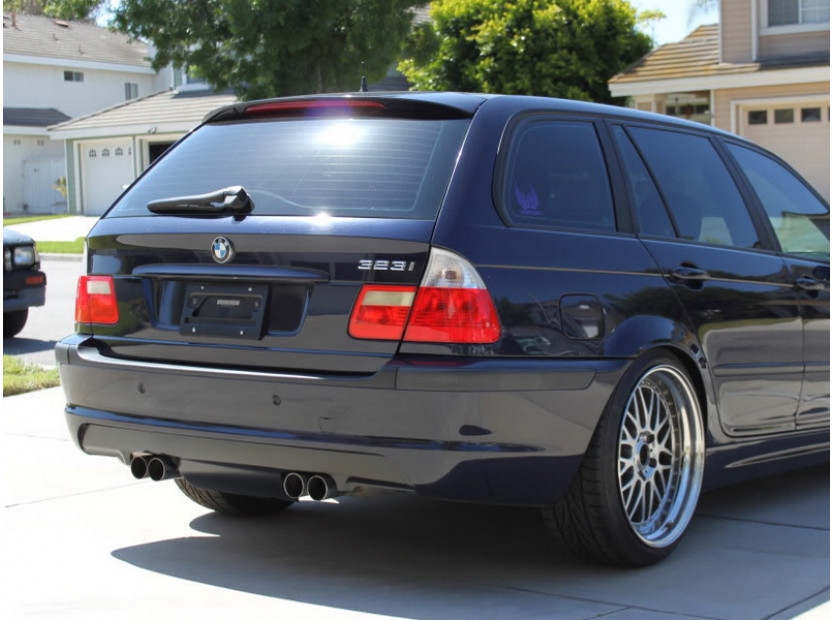 Оригинална емблема BMW за багажник за BMW серия 3 E46 Комби 5
