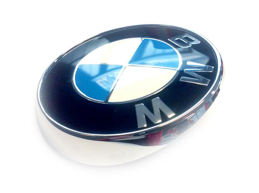 Емблема BMW за багажник за BMW серия 3 E46 КОМБИ / Оригинална 6