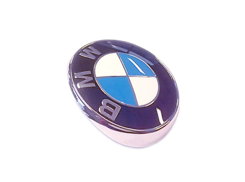 Емблема BMW за багажник за BMW серия 3 E46 КОМБИ / Оригинална 3