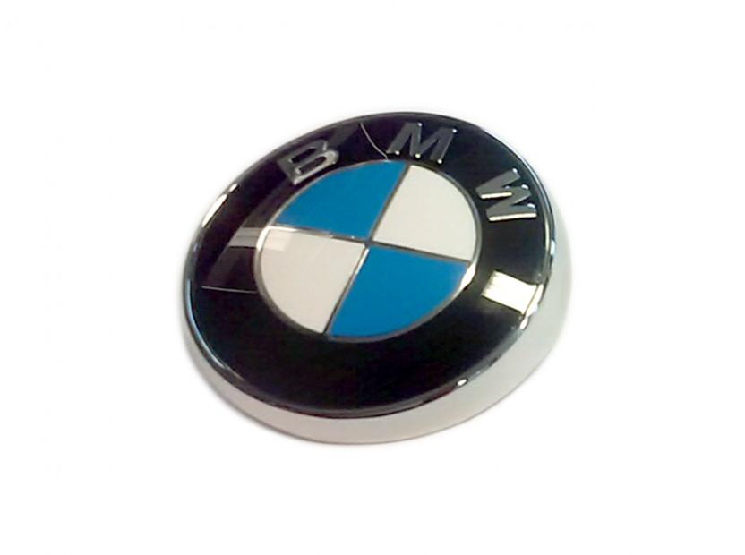Емблема BMW за багажник за BMW серия 3 E46 КОМБИ / Оригинална 4