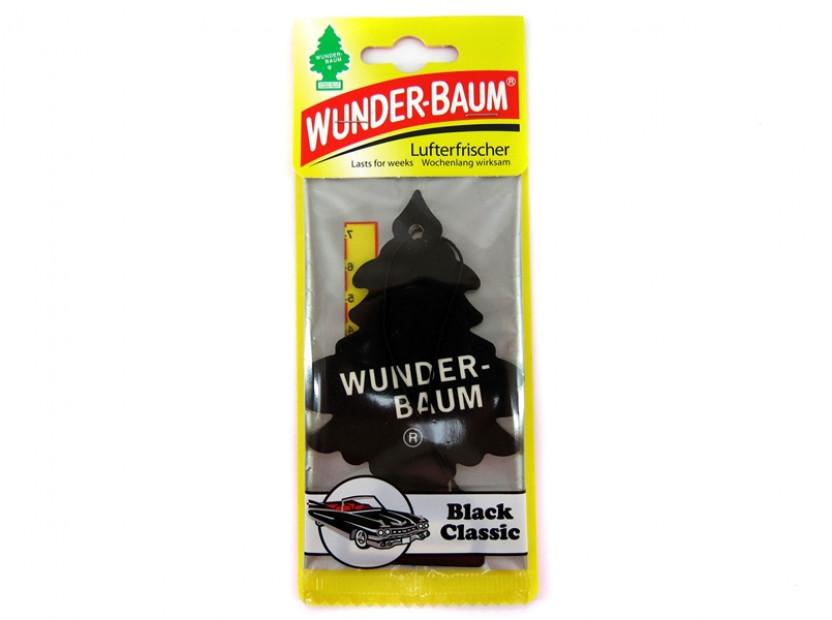 Ароматизатор Wunder-Baum, серия  Борче, аромат Black Classic 2