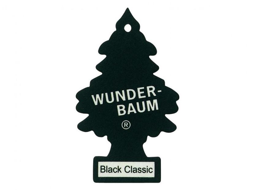 Ароматизатор Wunder-Baum борче Black Classic 3